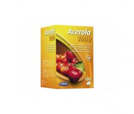 Acerola 1000 Mg 100 Comprimidos - Farmacia Ribera