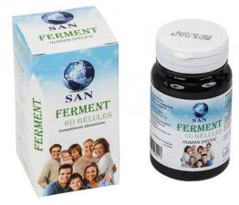 San Probiotic Humans Especific Ferment Daily 30 Capsulas