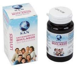 Ferment Saccharomyces Boulardi 30 Cap.
