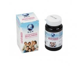 San Probiotic Human Boulardii 60 Cápsulas - Farmacia Ribera