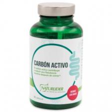 Carbon Activo Vegetal 500Mg. 90Cap.