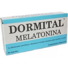 Dormital Melatonina 30Cap.