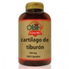 Cartilago De Tiburon 740Mg. 300Cap.