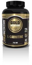 L-Carnitina 750Mg. 60 Cap.  - Gold Nutrition