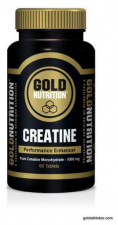 Creatina 1000Mg. 60 Comp. - Gold Nutrition