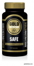 Safe 60 Cap.  - Gold Nutrition