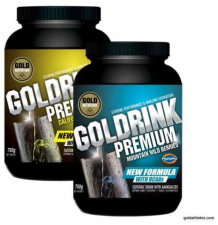 Gold Drink Premium Frutos Silvestres 750 Gr. - Gold Nutrition