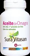 Aceite De Onagra 500Mg. 90Perlas