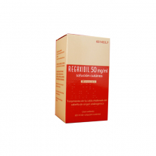 Regaxidil (50 Mg/Ml Solucion Cutanea 1 Frasco 60 Ml) - IFC