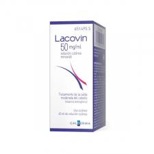 Lacovin (50 Mg/Ml Solucion Cutanea 1 Frasco 60 Ml) - Varios