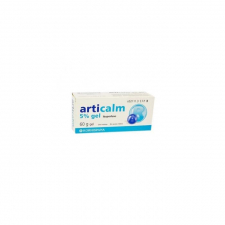 Articalm (50 Mg/G Gel Topico 60 G) - Varios