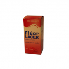 Fluor Lacer (3.25 Mg (Eq 0.05 Mg F) Gotas Orales Sol 30 Ml) - Lacer