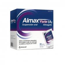 Almax Forte (1.5 G 30 Sobres Suspension Oral) - Almirall