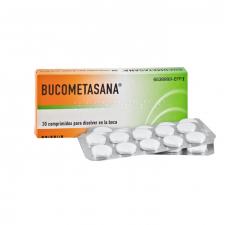 Bucometasana (30 Comprimidos Para Chupar) - Varios