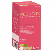 Plantax (3.5 G 16 Sobres Suspension Oral)