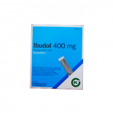 Ibudol (400 Mg 20 Sobres Suspension Oral) - Kern Farma