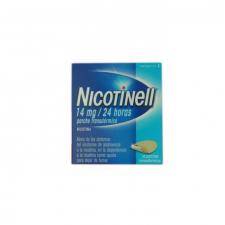 Nicotinell (14 Mg/24 H 14 Parches Transdermicos 35 Mg) - Novartis
