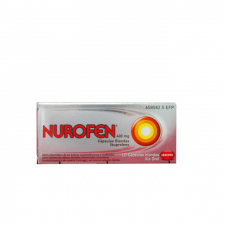 Nurofen (400 Mg 10 Cápsulas Blandas) - Reckitt Benk