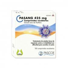 Pasang (425 Mg 100 Comprimidos Recubiertos) - Varios