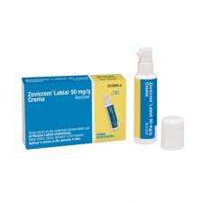 Zovicrem Labial (50 Mg/G Crema 2 G Bomba Dosificadora) - Glaxo Smithkline