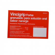 Vincigrip Forte (10 Sobres Granulado Naranja) - Salvat