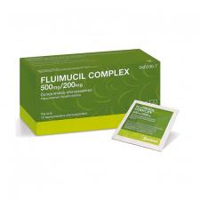 Fluimucil Complex (500/200 Mg 12 Comprimidos Efervescentes) - Farmacia Ribera