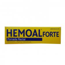 Hemoal Forte (Pomada Rectal 30 G) - Reckitt Benk
