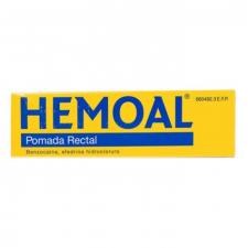 Hemoal (Pomada Rectal 50 G) - Reckitt Benk