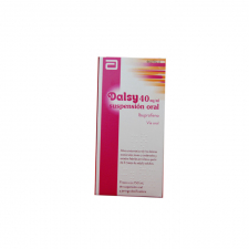 Dalsy (40 Mg/Ml Suspension Oral 150 Ml) - Varios