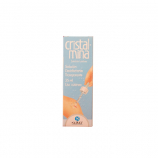 Cristalmina (10 Mg/Ml Solucion Topica Pulverizador 25 Ml) - Salvat