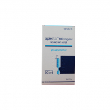 Apiretal (100 Mg/Ml Solucion Oral 90 Ml) - Varios