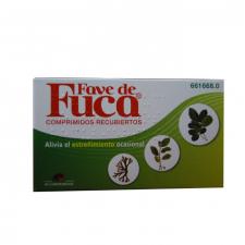 Fave De Fuca (40 Comprimidos Recubiertos) - Aquilea-Uriach