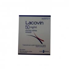 Lacovin (50 Mg/Ml Solucion Cutanea 2 Frascos 60 Ml) - Varios
