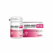 Aero Red (120 Mg 40 Comprimidos Masticables) - Aquilea-Uriach