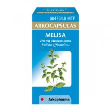 Arkocapsulas Melisa (275 Mg 48 Capsulas) - Arkopharma