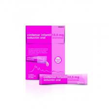 Cinfamar Infantil (12.5 Mg Solucion Oral 12 Unidosis 5 Ml) - Cinfa