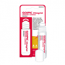 Goipic (35 Mg/Ml Solucion Topica 14 Ml) - Cinfa