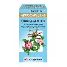 Arkocapsulas Harpagofito (435 Mg 50 Capsulas) - Arkopharma