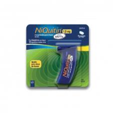 Niquitin (1,5 Mg 20 Comprimidos Para Chupar Menta) - Glaxo Smithkline