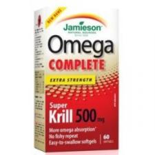 Super Krill Omega Complete 500Mg. 60Cap.
