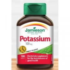 Potasium 100Mg. 100Comp.