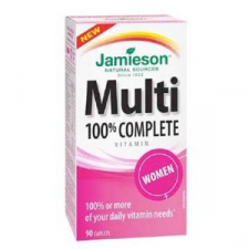 Multi 100% Complete Women Multivitaminas 90Comp.