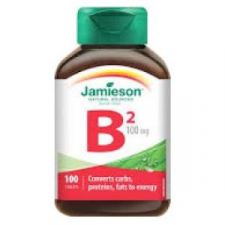 Vitamina B2 100Mg. 100Comp.