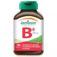 Vitamina B6 100Mg. 100Comp.