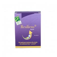 Resiliens Deporte 60 Capsulas Cien Por Cien
