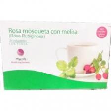 Rosa Mosqueta + Melisa Infusiones 20Sbrs.