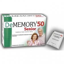 Dememory Senior 50 14Sbrs.