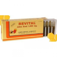 Revital Jalea Real 1000Mg. 20Amp.