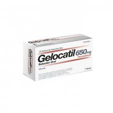 Gelocatil (650 Mg 12 Sobres Solucion Oral) - Ferrer