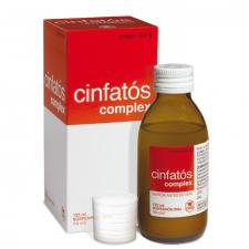 Cinfatos Complex (Suspension Oral 125 Ml) - Cinfa